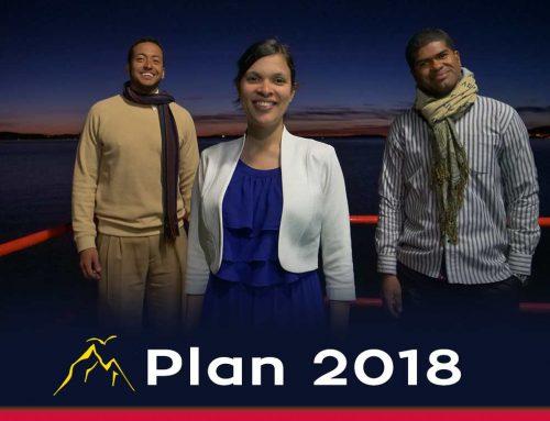 Departamento de Jóvenes: Plan de actividades 2018