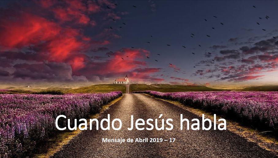 Cuando Jesus habla